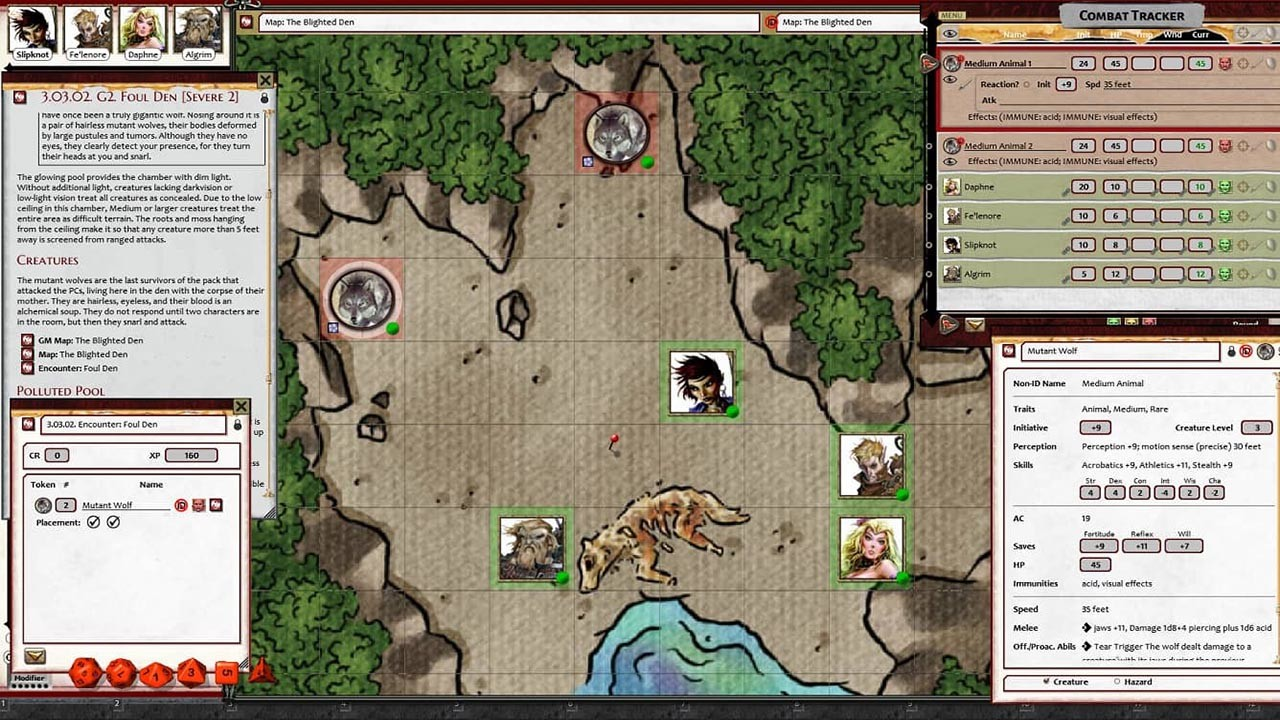 Fantasy Grounds - Pathfinder 2 RPG - The Fall of Plaguestone (PFRPG2)