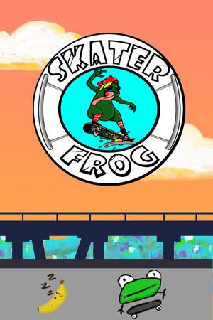 Skater Frog poster image on Steam Backlog