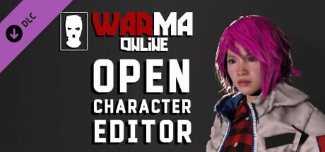 Купить WARMA -Open character editor (DLC)