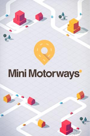 Mini Motorways poster image on Steam Backlog