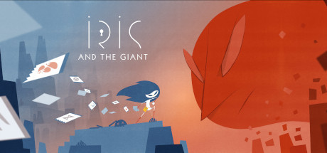 Iris and the giant cover art