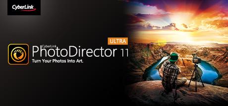 CyberLink PhotoDirector 11 Ultra Thumbnail
