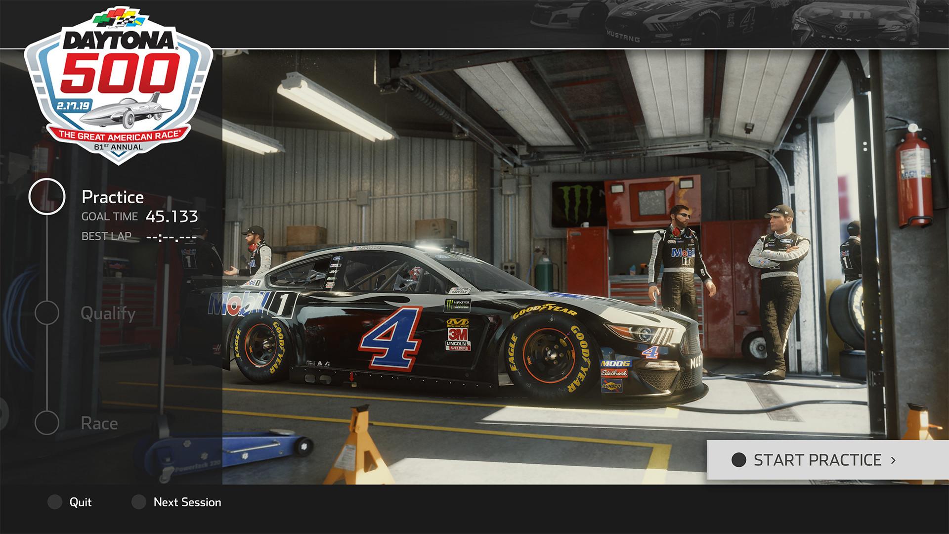 NASCAR Heat 4 [2019 Eng]