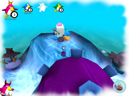 Penguins Arena: Sedna's World