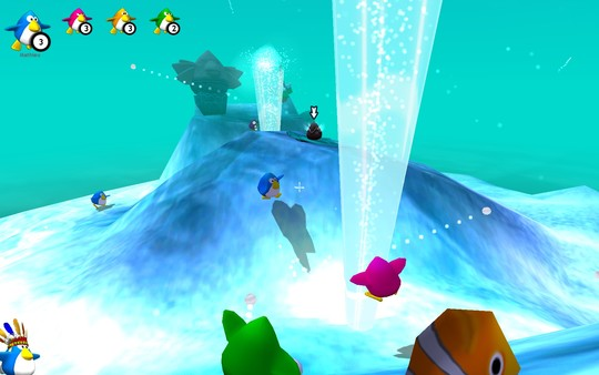 Скриншот из Penguins Arena: Sedna's World
