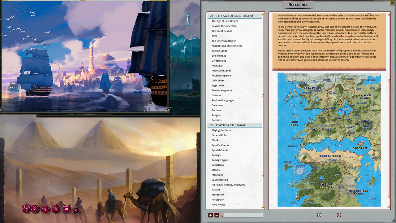 Fantasy Grounds - Pathfinder 2 RPG - Core Rules (PFRPG2)
