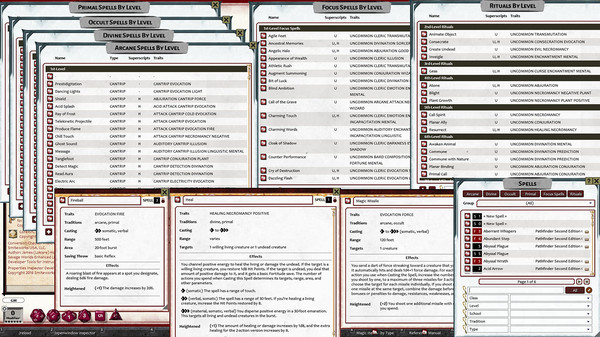 Fantasy Grounds - Pathfinder 2 RPG - Core Rules (PFRPG2) (DLC)