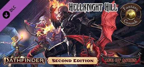 Купить Fantasy Grounds - Pathfinder 2 RPG - Age of Ashes AP 1: Hellknight Hill (PFRPG2) (DLC)