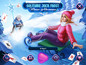 Solitaire Jack Frost Winter Adventures by  Screenshot
