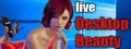 live Desktop Beauty-game