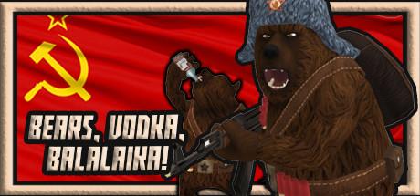 BEARS, VODKA, BALALAIKA! ?