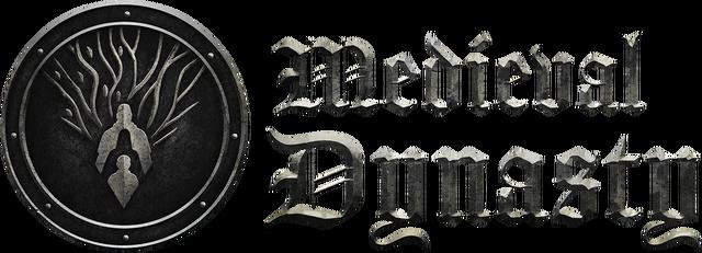 "Картинки по запросу ""Medieval Dynasty logo"""
