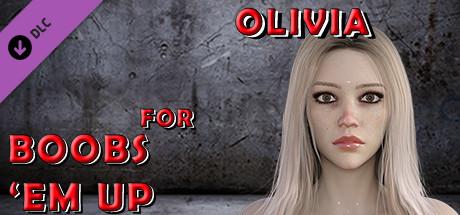 Olivia for Boobs 'em up