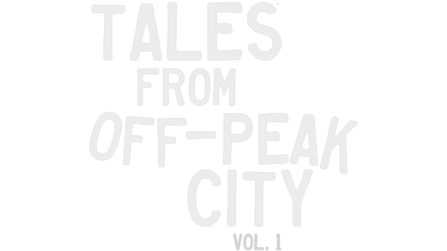 Tales From Off-Peak City Vol. 1 logo