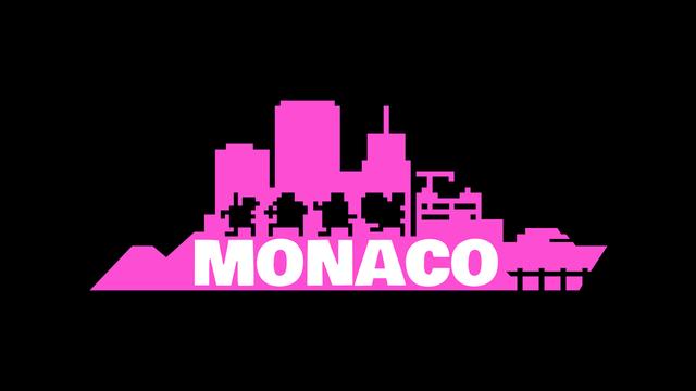 Monaco: What's Yours Is Mine logo