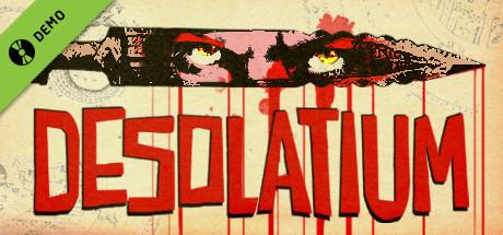 DESOLATIUM - CHAPTER I: SANATORIUM