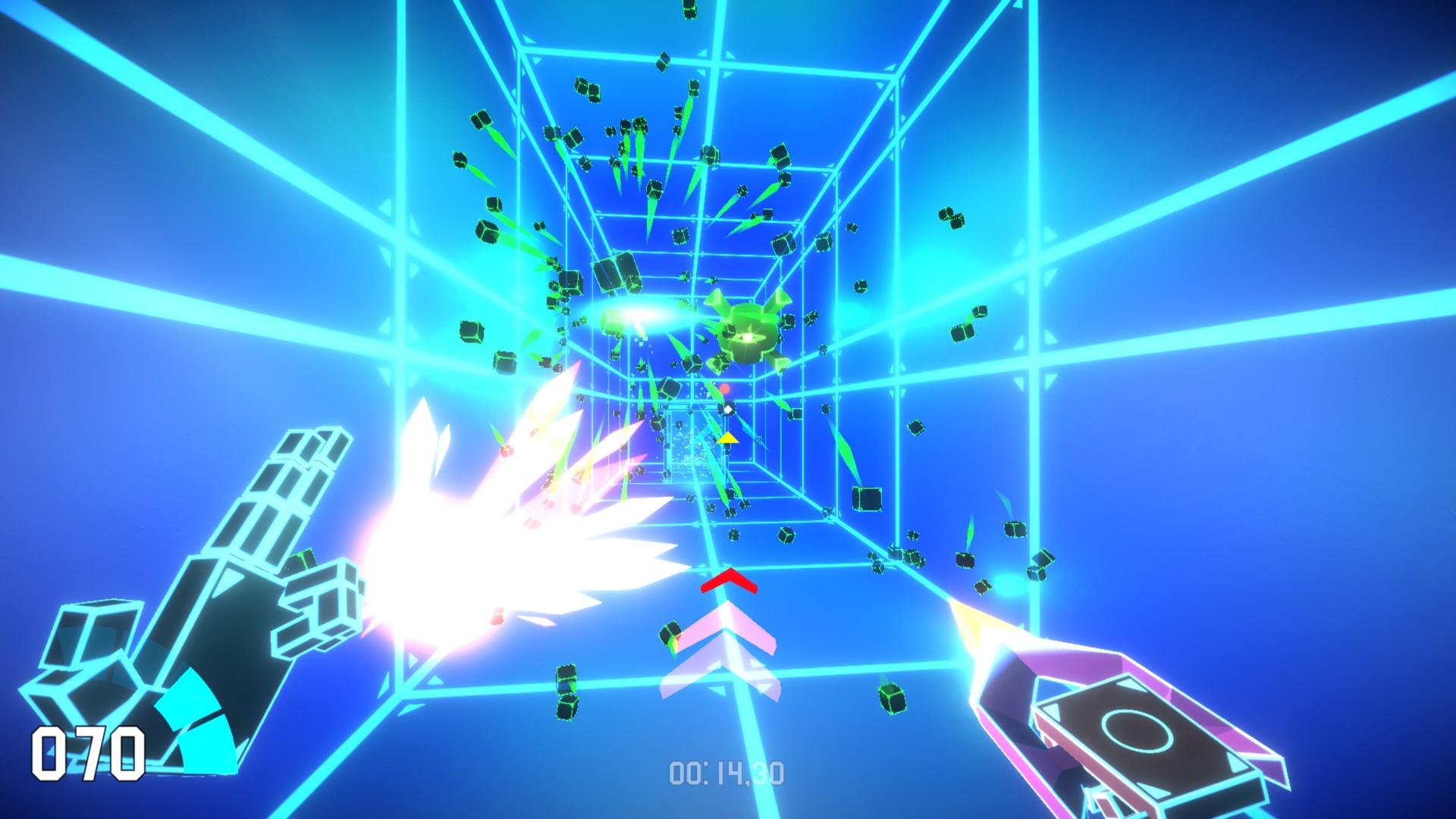 Cyber Hook screenshot