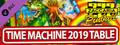 Zaccaria Pinball - Time Machine 2019 Table