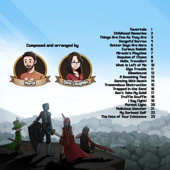 Towertale - Official Soundtrack (DLC)