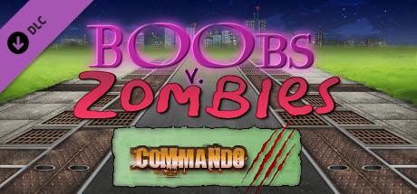 Купить Boobs vs Zombies - Commando (DLC)