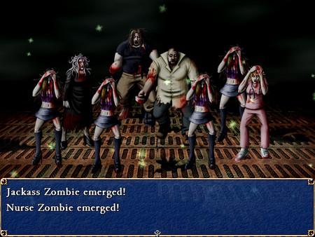Boobs vs Zombies - Commando (DLC)