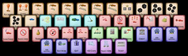 【简中】赚钱拉力赛(The MoneyMakers Rallye)| 大富翁游戏 - 第3张  | OGS游戏屋