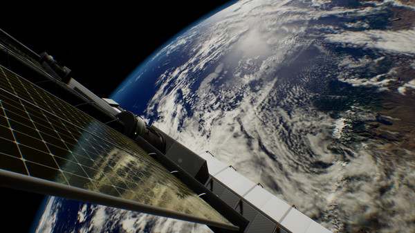 Above Earth