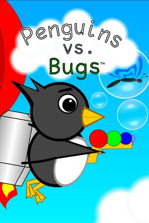 Penguins vs. Bugs poster image on Steam Backlog