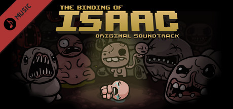 Binding of Isaac Soundtrack cover art