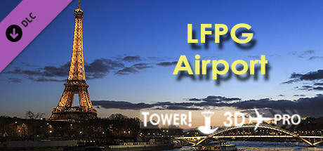 Tower!3D Pro - LFPG airport on Steam