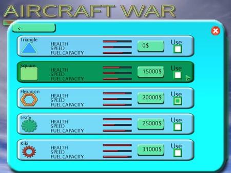 Aircraft War: Shape Wars (DLC)