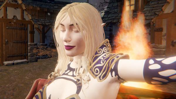 Real Girl VR - The Elf Sanctuary (DLC)