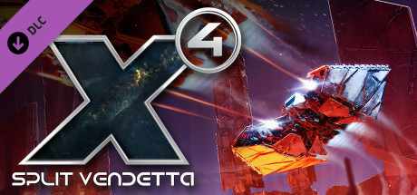 X4: Split Vendetta в Steam