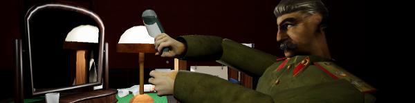 Calm Down, Stalin - VR