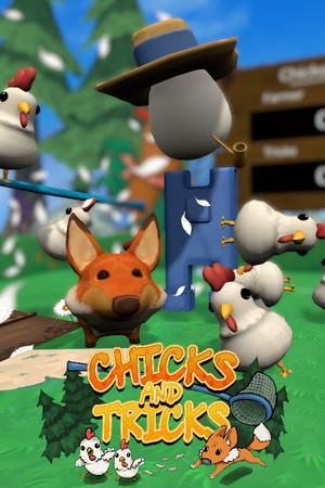 Chicks and Tricks VR poster image on Steam Backlog