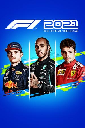 F1 2021 poster image on Steam Backlog