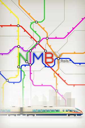 NIMBY Rails poster image on Steam Backlog