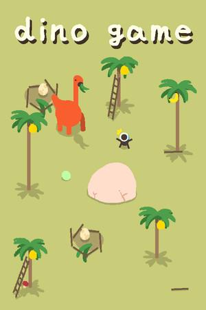 dino game poster image on Steam Backlog