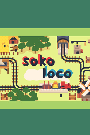 soko loco poster image on Steam Backlog