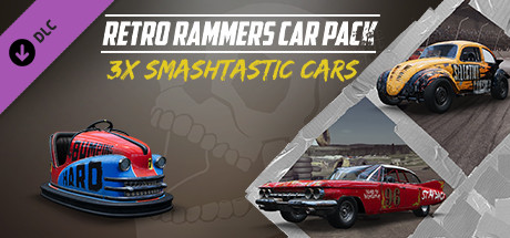 Wreckfest - Retro Rammers Car Pack