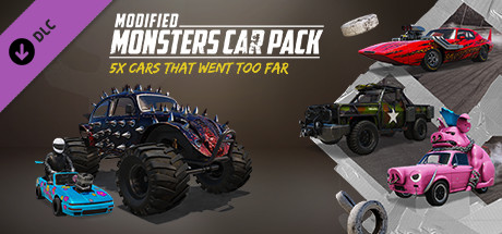 Wreckfest - Modified Monsters Car Pack