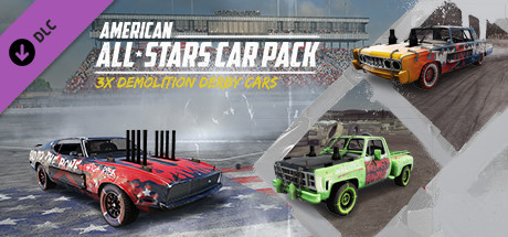 Wreckfest  American AllStars Car Pack [PT-BR] Capa