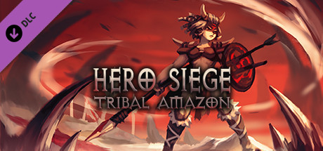 View Hero Siege - Tribal Amazon (Skin) on IsThereAnyDeal