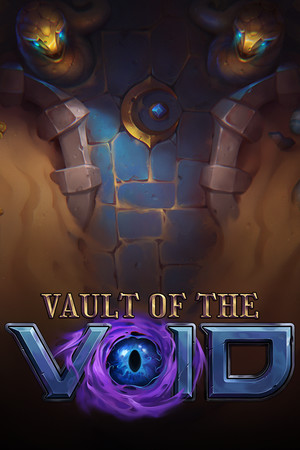 Vault of the Void poster image on Steam Backlog
