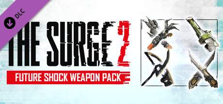 The Surge 2 - Future Shock Weapon Pack