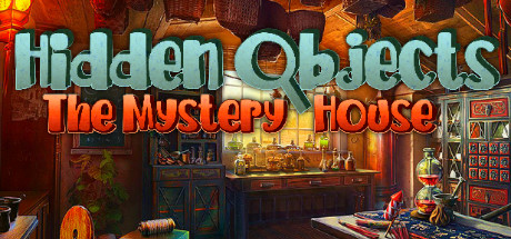Hidden Objects - The Mystery House