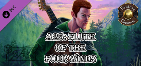 Fantasy Grounds - A25: Flute of the Four Winds (5E)
