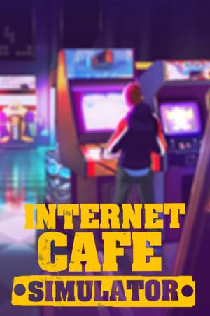 Internet Cafe Simulator poster image on Steam Backlog