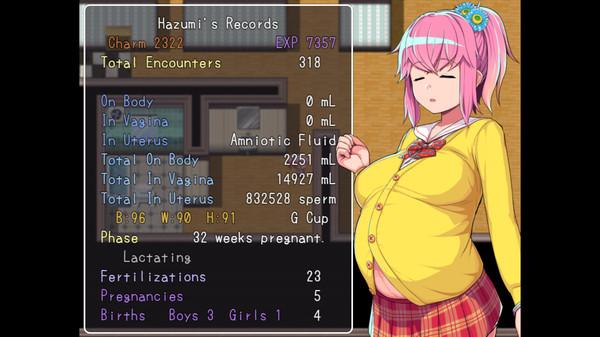 Hazumi and the Pregnation PC Game - Download [Full Version 2020]