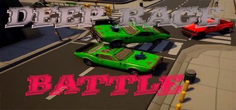 Deep Race: Battle cover art